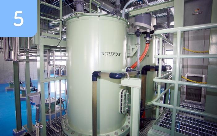 資源化(リン回収)設備